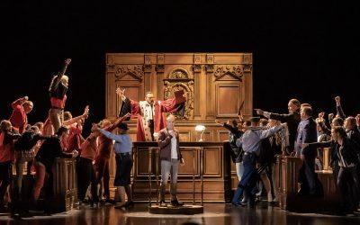 Tenor Nico Darmanin debuts at the Estonian National Opera