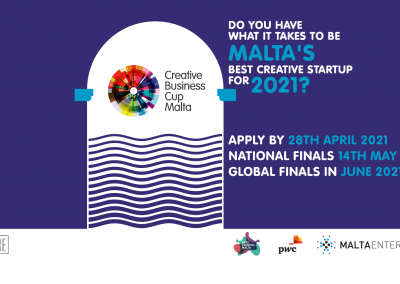 Creative Business Cup Malta 2021