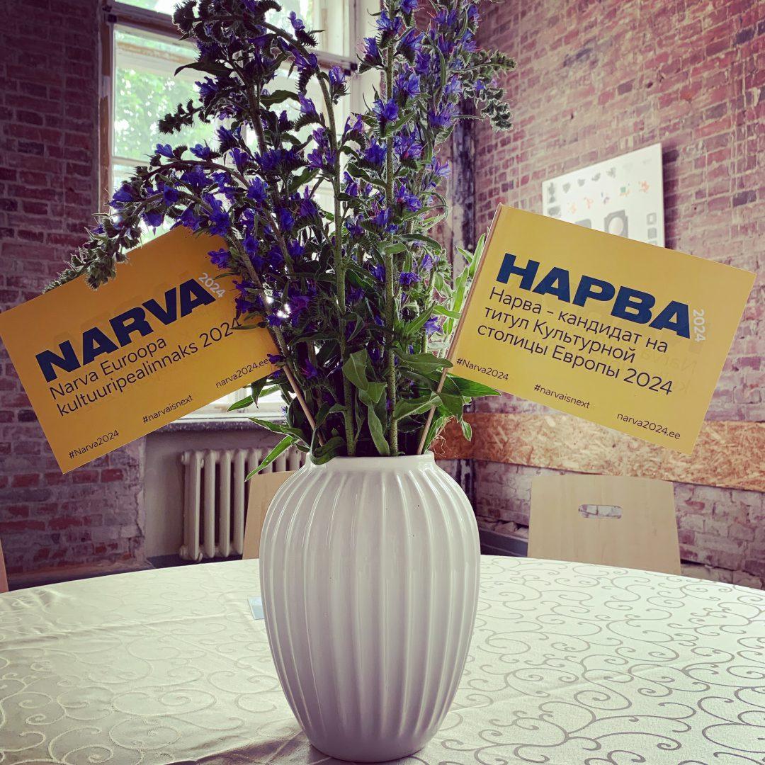 Narva is next!