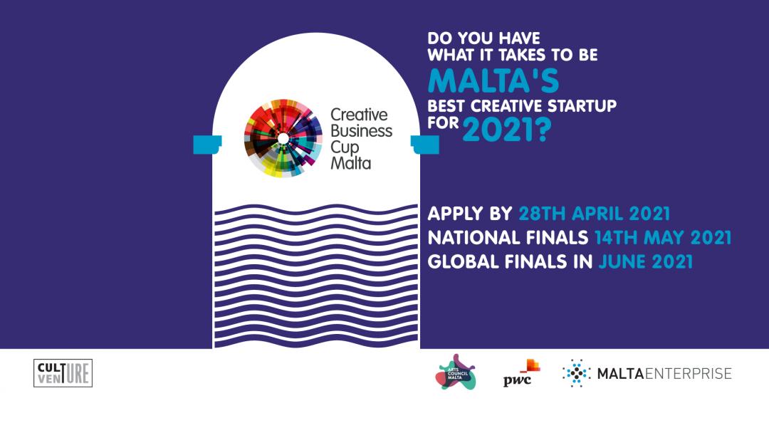 Creative Business Cup Malta 2021